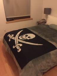 Davy Jones' Bed Throw