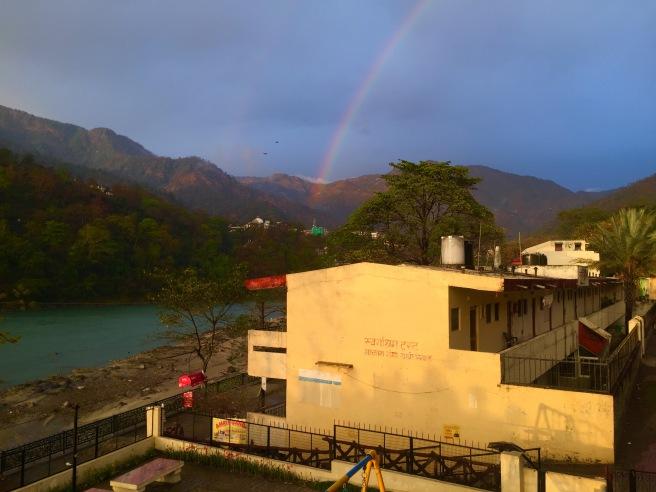 Ashram Rainbow