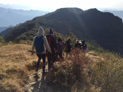Himalaya Foothill Trek