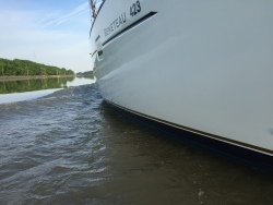 Cruising down the CD Canal