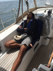 4. Karl Sleeping Atlantic