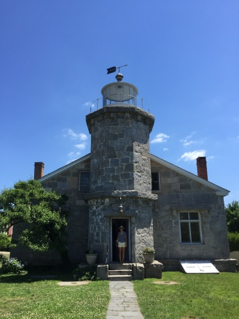 2. Stonington Harbor Light