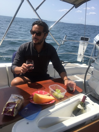 1. Wine and Cheese Doing 7 KTS