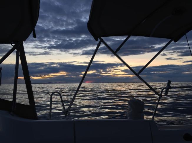 4. Overight Sunset