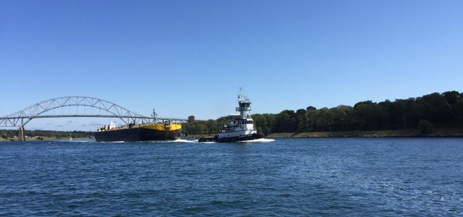 4. Transiting Cape Cod Canal