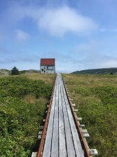 Monhegan Coast Guard Hut
