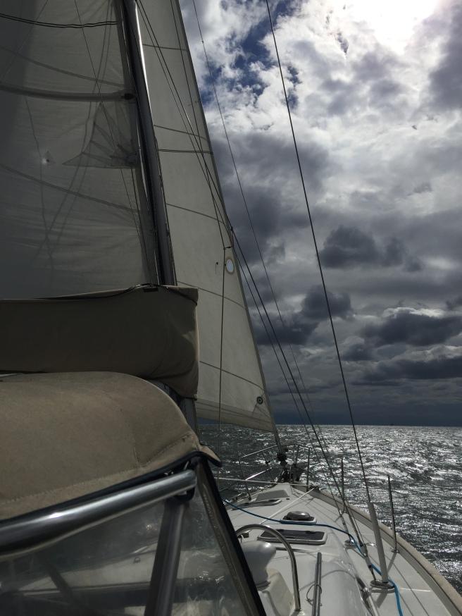 Sail down CPK